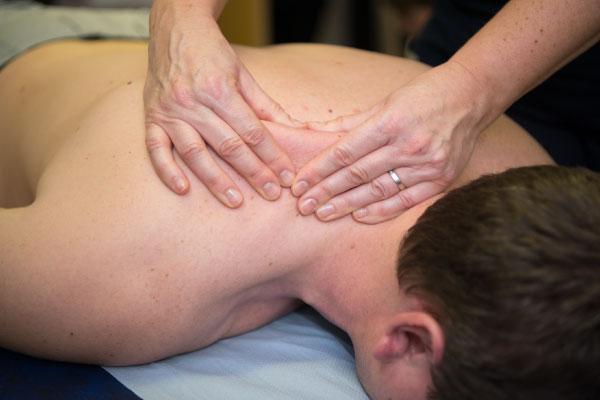 Myofascial Release and Deep Tissue Treatment - Progressive